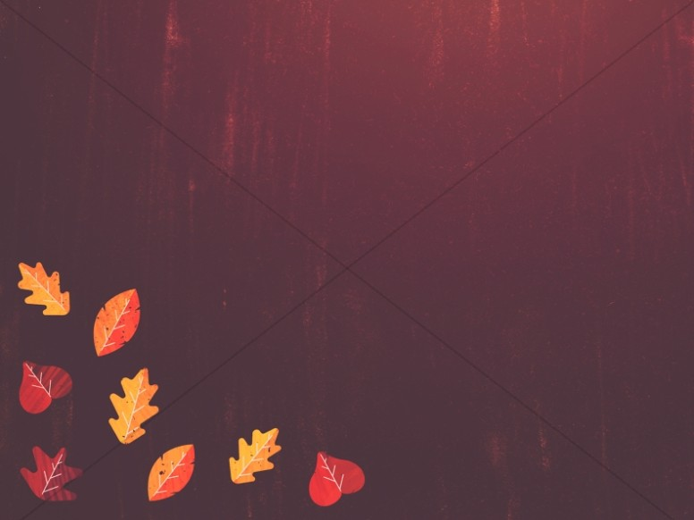 thanksgiving leaves christian wallpaper worship backgrounds