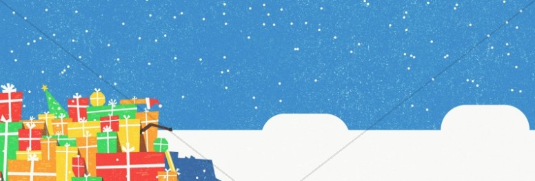 All I Want For Christmas Website Banner