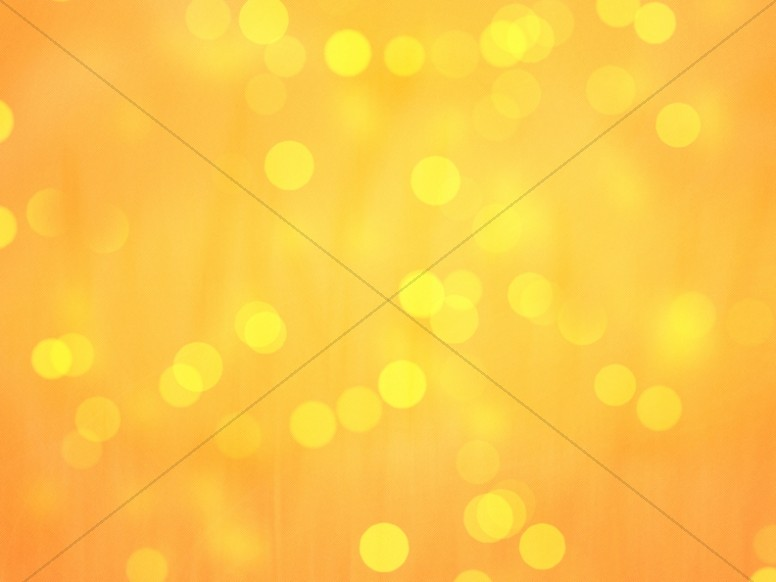 Thanksgiving Bokeh Worship Background