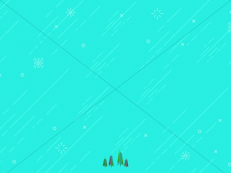 Merry Christmas Winter Worship Background