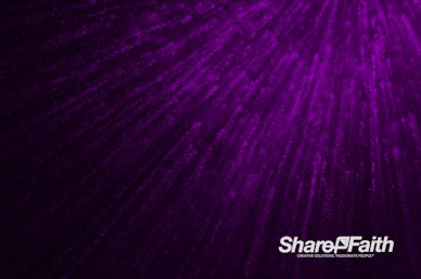 Purple Liquid Crystal Starlight Christmas Motion Graphic