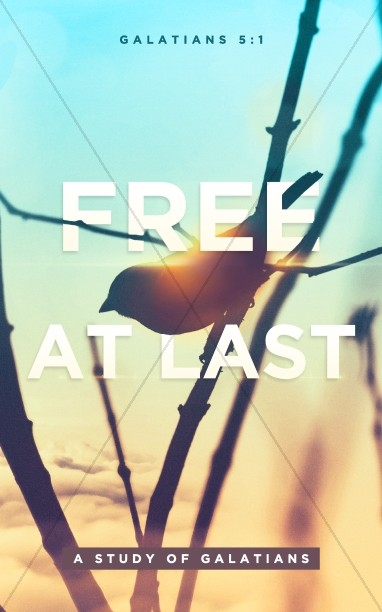 Free At Last Church Bulletin