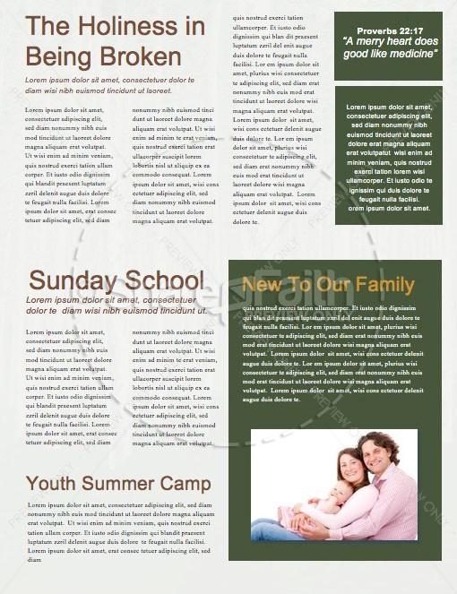 Winter Retreat Church Newsletter