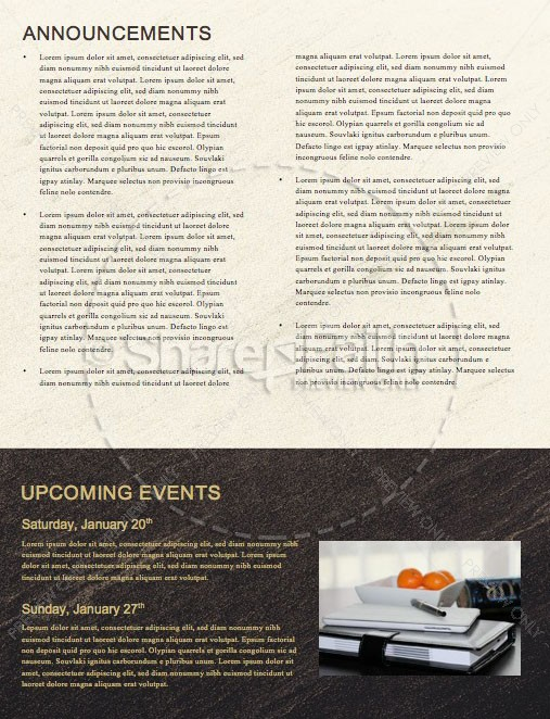 Scripture On Praying Church Newsletter | page 4