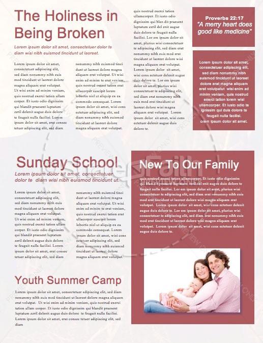 Love Story Song of Solomon Church Newsletter