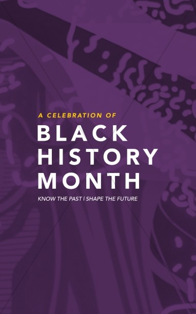 Black History Month Church Bulletin