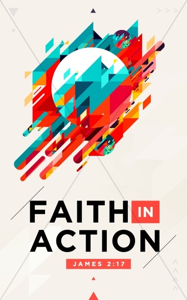 Faith In Action Sermon Bulletin