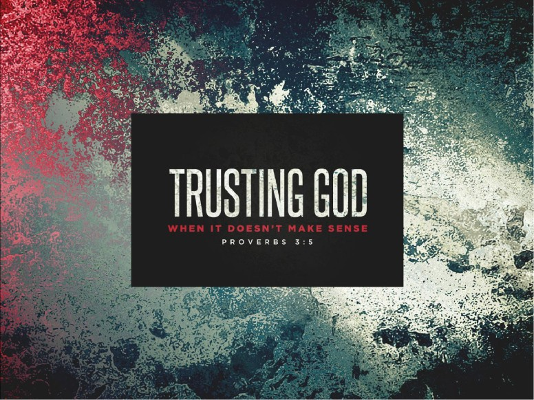 Trusting God Sermon PowerPoint