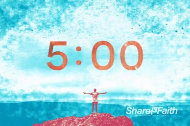 Passion For God Church Countdown Video