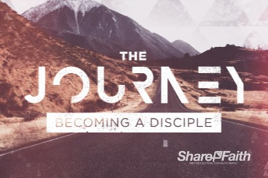 Journey With Christ Church Motion Graphic