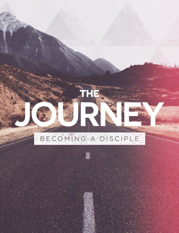 Journey With Christ Church Flyer