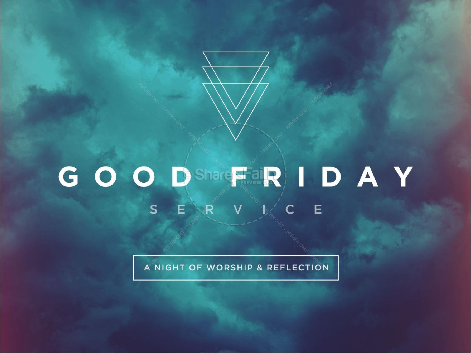 Good Friday Service PowerPoint