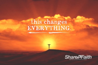 This Changes Everything Easter Service Bumper Video