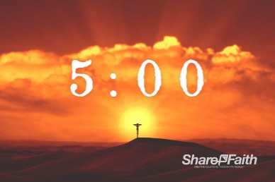 This Changes Everything Church Countdown Timer