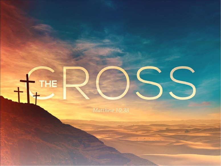 The Cross of Christ Sermon PowerPoint