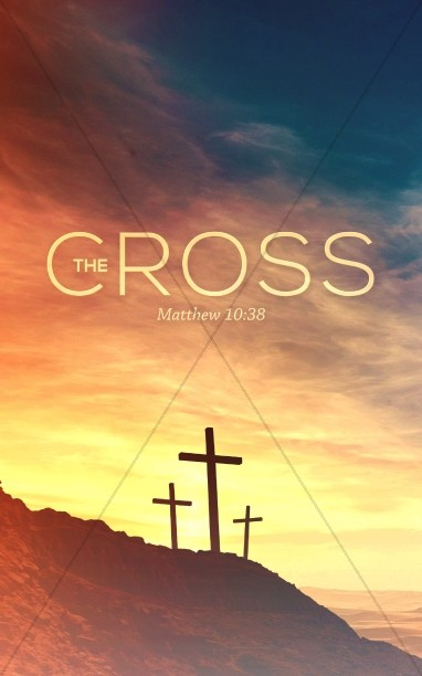 The Cross of Christ Sermon Series Bulletin