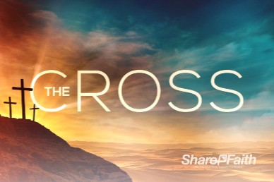 The Cross of Christ Church Motion Graphic
