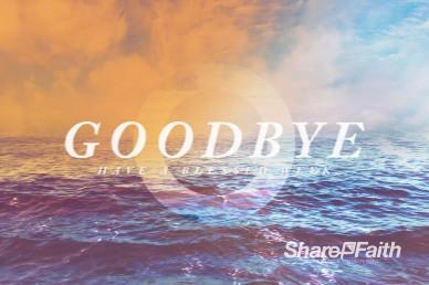 Ocean Of Grace Goodbye Bumper Video