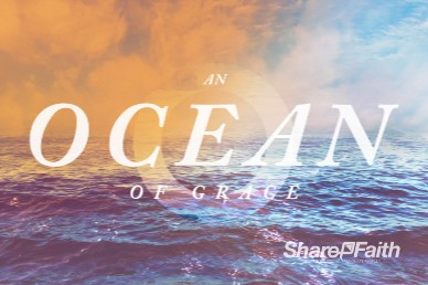 Ocean Of Grace Church Motion Graphic