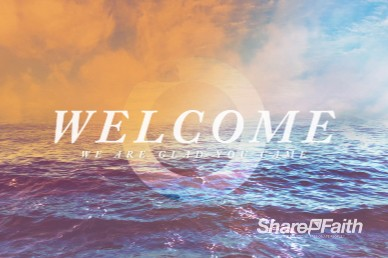 Ocean Of Grace Welcome Bumper Video