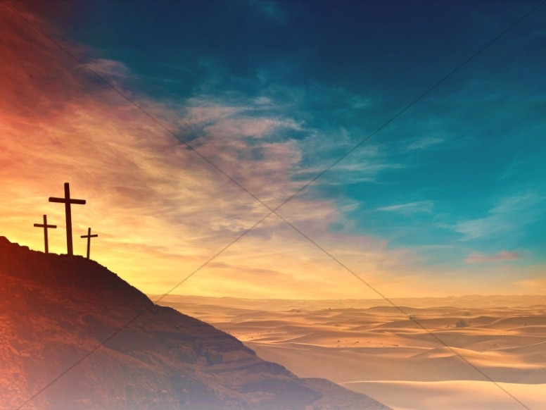 The Cross of Christ Church Worship Background