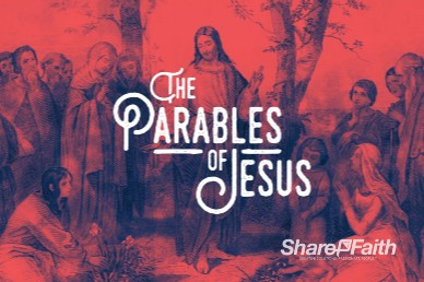 Parables of Jesus Christ Church Service Bumper Video
