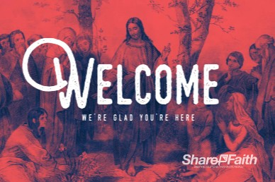 Parables of Jesus Christ Welcome Bumper Video