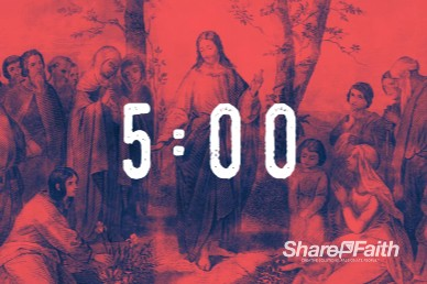 Parables of Jesus Christ Church Countdown Video