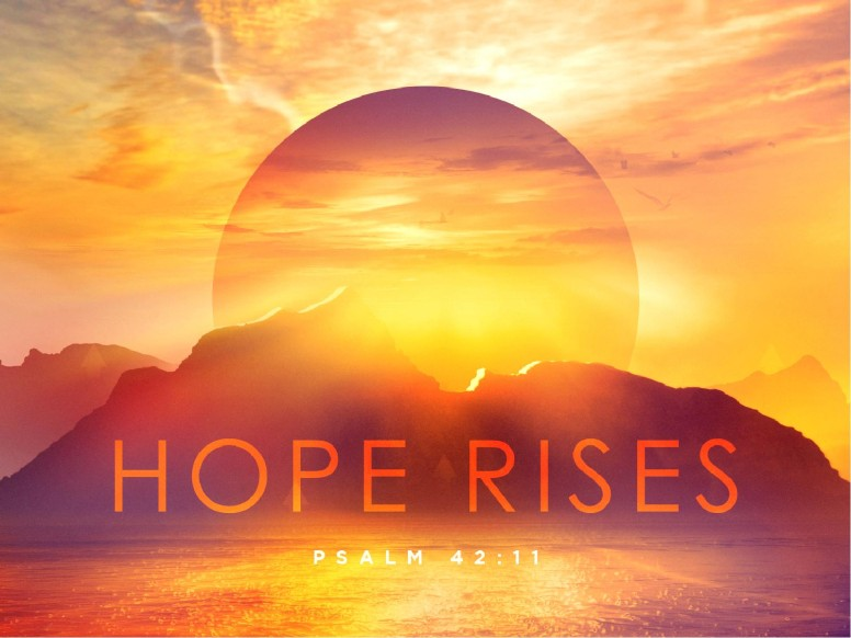 Hope Rises Sermon PowerPoint