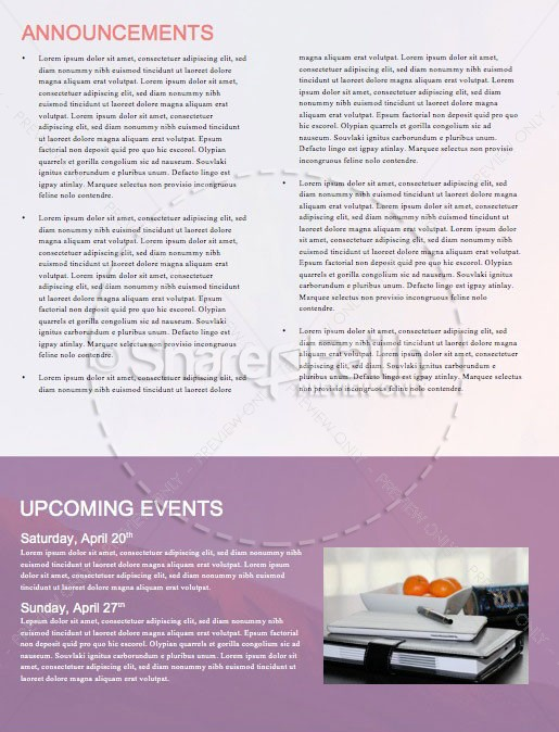 Death Has Been Defeated Easter Newsletter   page 4
