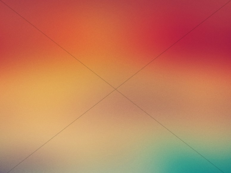 Easter Sunrise Gradient Worship Background