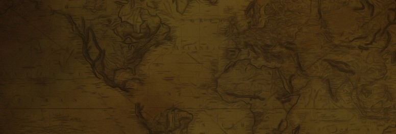Antique Map Church Website Banner