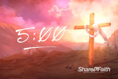Death Has Been Defeated Easter Countdown Video