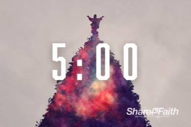 Ascension Day Church Countdown Video