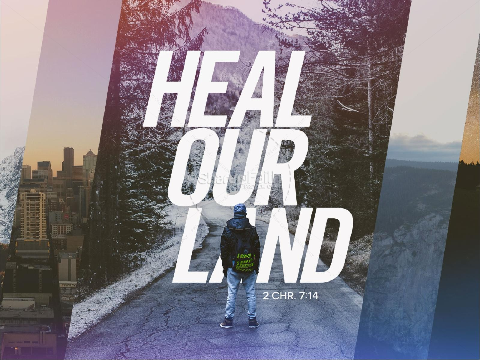 Heal Our Land Sermon PowerPoint