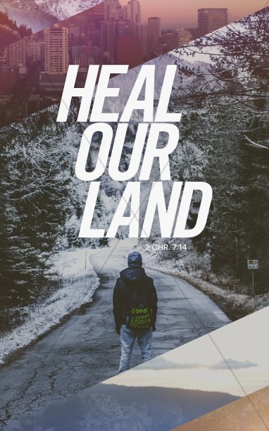 Heal Our Land Church Bulletin