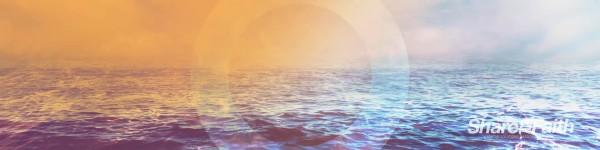 Ocean of Grace Multi Screen Motion Background
