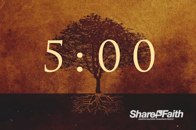 Leaving A Godly Legacy Church Countdown Video