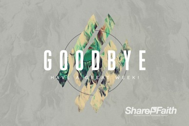 Inseparable Goodbye Motion Graphic