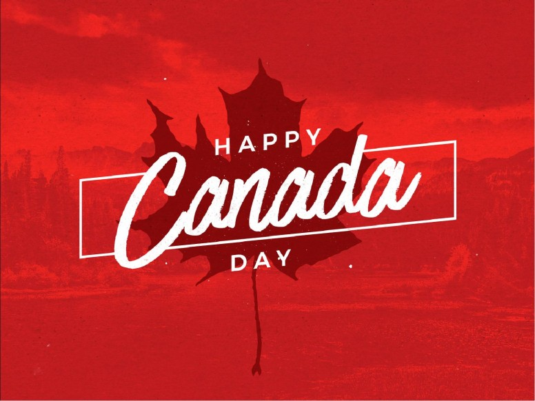 Canada Day Holiday Church PowerPoint