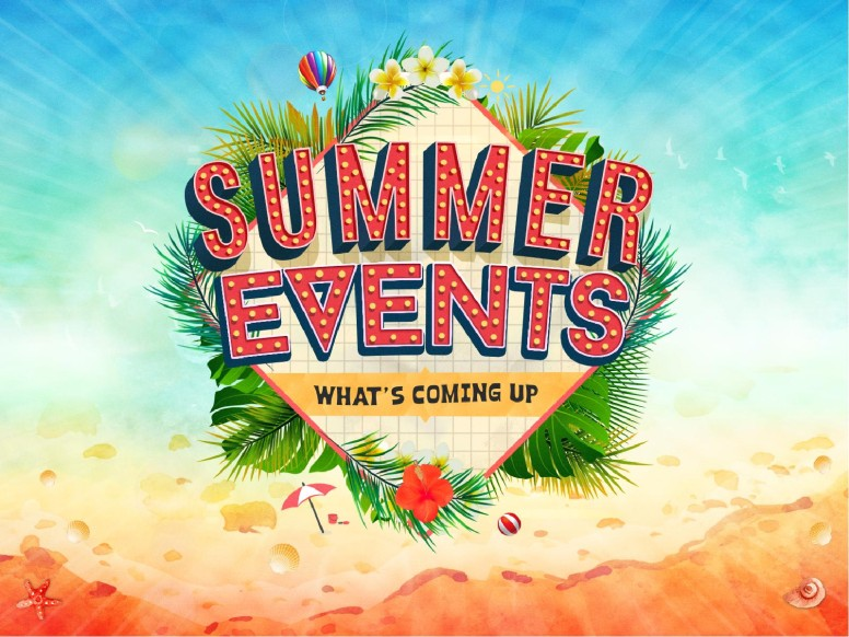 Summer Events Church PowerPoint