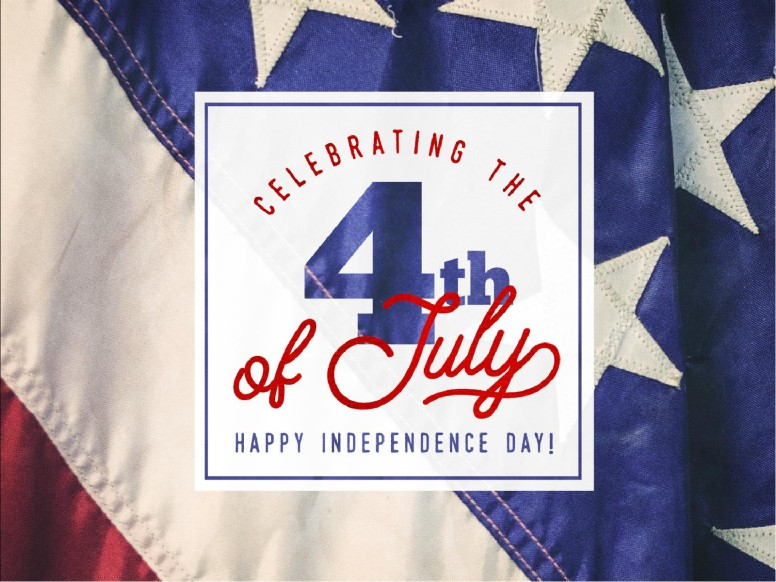 Celebrating the 4th of July Sermon Graphic