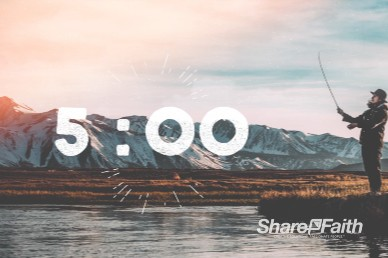 Fishers of Men Church Countdown Timer