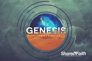 Genesis Church Motion Graphic