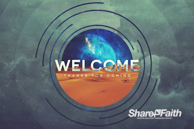 Genesis Welcome Motion Graphic