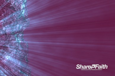 Sparkling Water Worship Motion Background