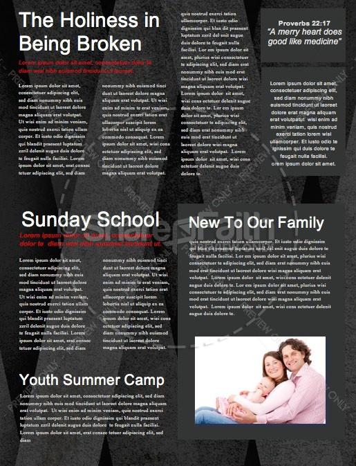 Guard Your Heart Church Newsletter