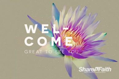 Generosity Sermon Series Welcome Motion Graphic
