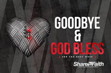 Guard Your Heart Goodbye Motion Graphic