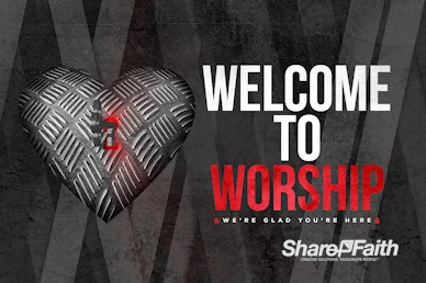 Guard Your Heart Welcome Motion Graphic